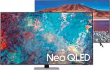 65″ oder 75″ TV mit kostenlosem 55″ und einer Soundbar als Cashback