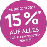 15% auf alles bei Pfister, z.B. Schreibtisch Piura für CHF 211.65 statt CHF 249.-