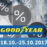 5% auf Reifen von Goodyear bei Reifendirekt, z.B. Goodyear UltraGrip 9 195/65 R15 91T für CHF 61.47 statt CHF 64.70