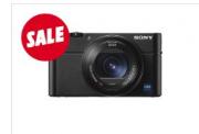 FotoSALE bei Media Markt – SONY Cyber-Shot RX100 V zum Tiefstpreis!