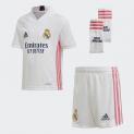 Adidas x Real Madrid Mini-Fussballausrüstung für Kinder
