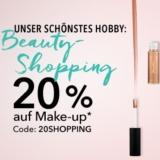20% auf Make-Up bei Douglas, z.B. Artdeco Shine Couture Lip Powder Lippenstift für CHF 9.52 statt CHF 11.90