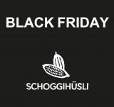 [Ankündigung][Lokal Pratteln / Hinwil] Black Friday im Schoggihüsli