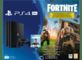 Hammer SONY PS PlayStation 4 Pro 1TB Schwarz + Fortnite bei MediaMarkt