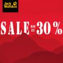 Jack Wolfskin: bis zu 30% im Sale auf fast 700 Artikel