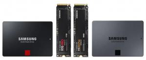 Samsung SSD Aktion Digitec zbs Samsung Evo 860 500GB CHF 65.00
