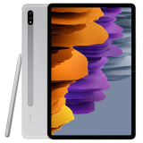 Samsung Galaxy Tab S7 LTE 128GB SM-T875 in Silber bei Microspot
