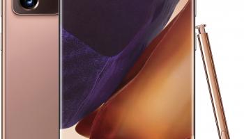 Samsung Galaxy Note 20 Ultra – Bronze – 256 GB