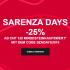 25% auf fast alles bei Sarenza (ab CHF 120.-)