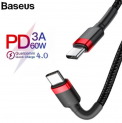 Baseus USB Typ C zu Typ C Kabel. 80%+ Rabatt