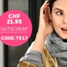 Nur heute: Ab einem Bestellwert von CHF 40.- CHF 21.95 geschenkt bei Cornelia