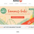 12% auf alle nicht reduzierten Artikel bei home24, z.B. Premium Komfortmatratze Smood ab CHF 378.36 statt CHF 429.95