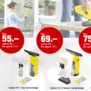 Bis zu 44% Rabatt auf ausgewählte Kärcher Modelle bei nettoshop, z.B. Kärcher K2 Compact für CHF 119.95 statt CHF 150.-