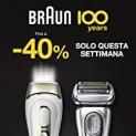 BRAUN Deals auf Amazon.it  – teilweise Bestpreise zum italienischen Vatertag