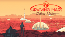 Surviving Mars – Deluxe Edition kostenlos bei Humble Bundle (PC)
