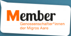 Migros Member (für Genossenschafter der Migros Aare)