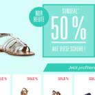 Nur heute: 50% auf ausgewählte Geox Schuhe und andere reduzierte Schuhe bei Ochsner Shoes