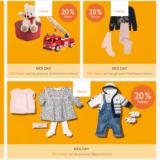 Nur heute: 20% auf das gesamte Kindersortiment bei Globus, z.B. Morgenroth Teddybär für CHF 39.90 statt CHF 59.90