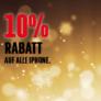 Nur heute: 10% auf alle iPhones bei Interdiscount, z.B. Apple iPhone X 256 GB für CHF 1250.10 statt CHF 1389.-