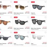 Sonnenbrillen-Sale bei Mister Spex