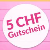 Nur heute: CHF 5.- Gutschein bei Apfelkiste