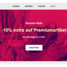 10% extra auf Premiumartikel bei Sarenza, z.B. Melvin & Hamilton Schnürer Toni 11 für CHF 138.90 statt CHF 192.90