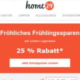 25% auf Lagerware bei home24, z.B. Sideboard Narvik II für CHF 487.46 statt CHF 749.95