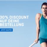 30% Rabatt auf Workout-Produkte bei MyProtein
