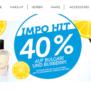 40% auf alles von Bulgari und Burberry bei Import Parfumerie