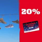 20% auf Schuhe bei Ochsner Sport, z.B. Mammut Kento High GoreTex Herren Wanderschuh für CHF 223.20 statt CHF 279.-