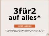 3 für 2 auf alles bei marionnaud.ch