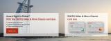 Swiss Miles & More Classic Kreditkarte 20.000 Meilen Willkomensbonus und halbe Jahresgebühr