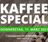 [Vorankündigung]: Kaffee-Special bei DayDeal am 11.03.