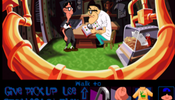 3 Lucas Arts Spiele gratis für Mac (Day of the Tentacle / Grim Fandango / Full Throttle)