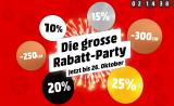 Reminder: 10% Rabatt auf alle Macbooks und 20% auf alle Samsung Tablets bei MediaMarkt