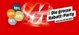 Rabatt-Party bei Mediamarkt: Viele gute Preise