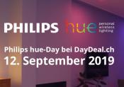 Heute: Philips Hue Day bei DayDeal.ch