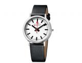 Mondaine Armbanduhr Stop2go