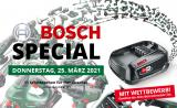 Bosch-Special bei DayDeal