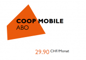 coop mobile neu auf Swisscom Netz & 100GB Daten geschenkt bei Neuabschluss