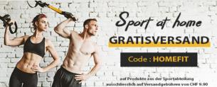 DeinDeal: Sportartikel ohne Versandkosten bestellen