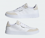 Adidas Courtphase Schuh in Weiss (Unisex) zum absoluten Bestpreis