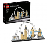 LEGO Architecture: London Skyline 26.15.-, Tokyo Skyline 43.- usw.