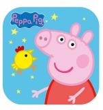 Peppa Pig: Happy Mrs. Chicken gratis für Android
