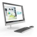 LENOVO AiO Ideacentre 520-27ICB (Intel Core i7, 16.0 GB, SSD, HDD, Silber) bei microspot