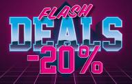 Snipes: Flash Deals – 37 Produkte mit 20% zusätzlichem Rabatt