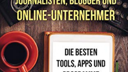 Gratis eBook: 105 digitale Werkzeuge für Journalisten, Blogger und Online-Unternehmer