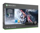 Microsoft Xbox One X – Star Wars: Jedi Fallen Order Bundle bei digitec
