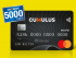 CUMULUS Mastercard mit 5000 Punkten Startbonus