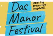 Manor-Festival: Sammeldeal zu den besten Aktionen allgemein (nur noch bis 25.4.)